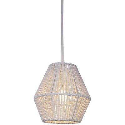 Nest vinduslampe - Hvit