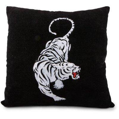 Pute hvit tiger