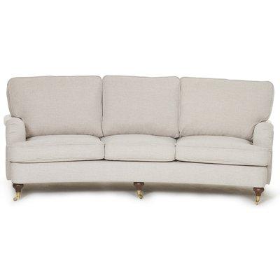 Howard Watford Deluxe 4-seters buet sofa - Valgfri farge!