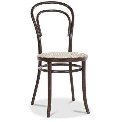 Bentwood Stol No14 Klassiker - Brun