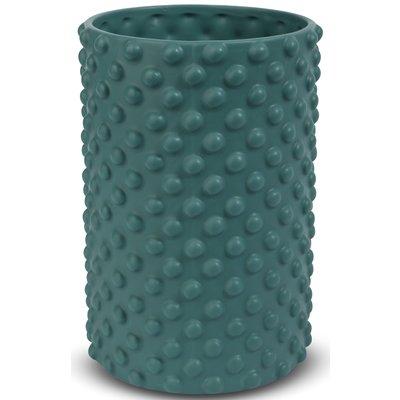 Vase Boble H22 cm - Turkis