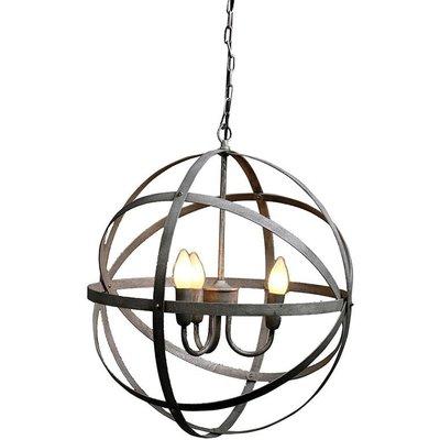 Da Vinci Taklampe - Jern