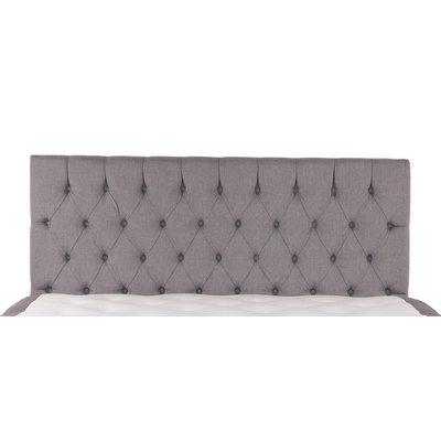 Grey sengegavl vegghengt - 180 cm