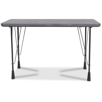 Lova skrivebord / Avlastningsbord 120 - Black