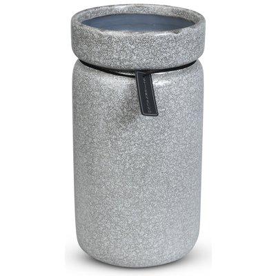 Vase Trend H22 cm - Grå