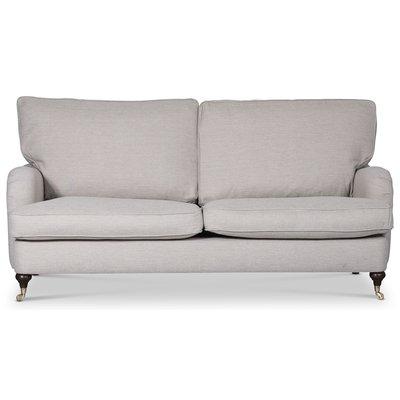 Howard Watford Deluxe 2-seters rett sofamodell - Sandfarget