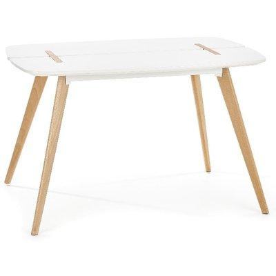 Issy spisebord - Hvit