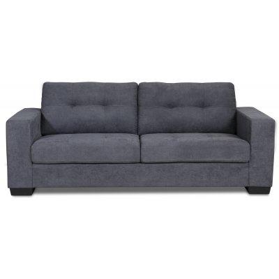 Friday 3-seters sofa - Grå Chenille