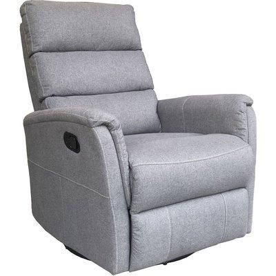 Charenton recliner lenestol - Grå