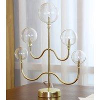 Globe Bordlampe H39 - Messing