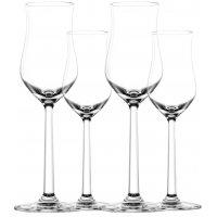 Soul cognacglass i krystall - 4 stk