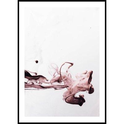 DUSTY PINK No 2 - Plakat 50x70 cm