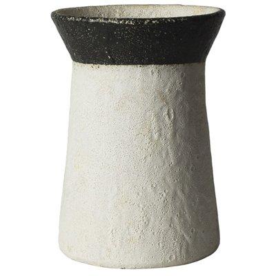 Lo Vas PH012110 H24 cm - Hvit / Svart