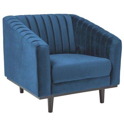 Alden lenestol - Blå