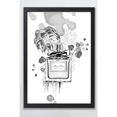 Bilde Miss Dior - 70x50 cm