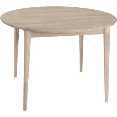 Odense spisebord - Hvitoljet eik