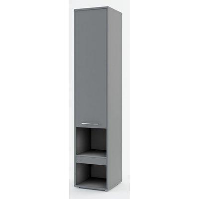 Compact living skap 1D - Grå