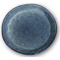 Keramikk asjetter 4 stk i et sett - Blå