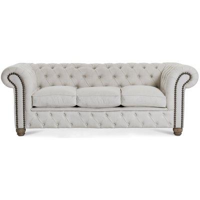 Chesterfield Artsome 3-seter sofa - Valgfri farge!