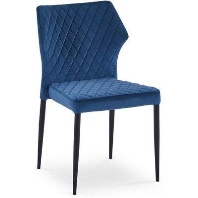 Vilfred spisestol - Blå