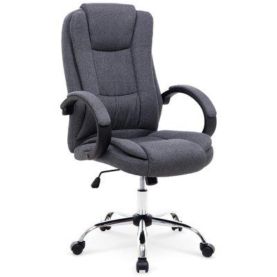 Bojan kontorstol - Mørkegrå