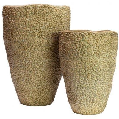 Kobe sett med 2 krukker - Keramikk