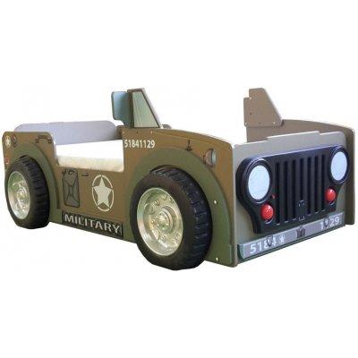 Jeep Allan barneseng - 90x190 cm
