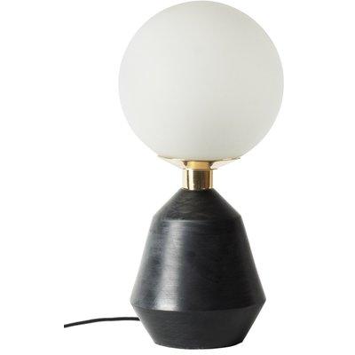 Bordlampe IOWA DM010320 - Svart / messing