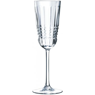 Christal d\\\'arques Rendez champagneglass i krystall - 6 stk